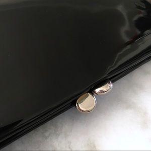 Bags - Black Vintage Clutch